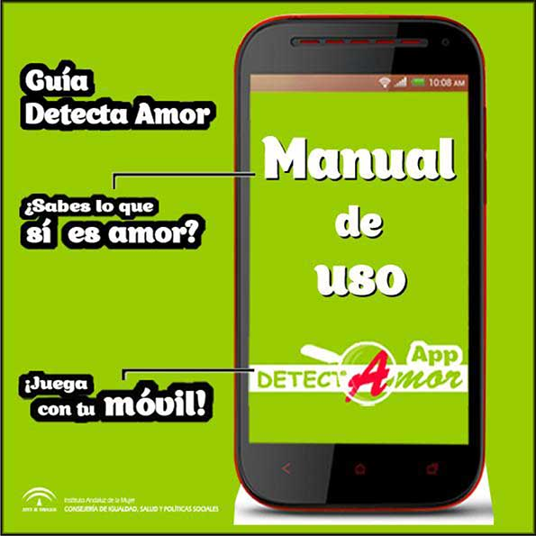 Manual de uso detectamor